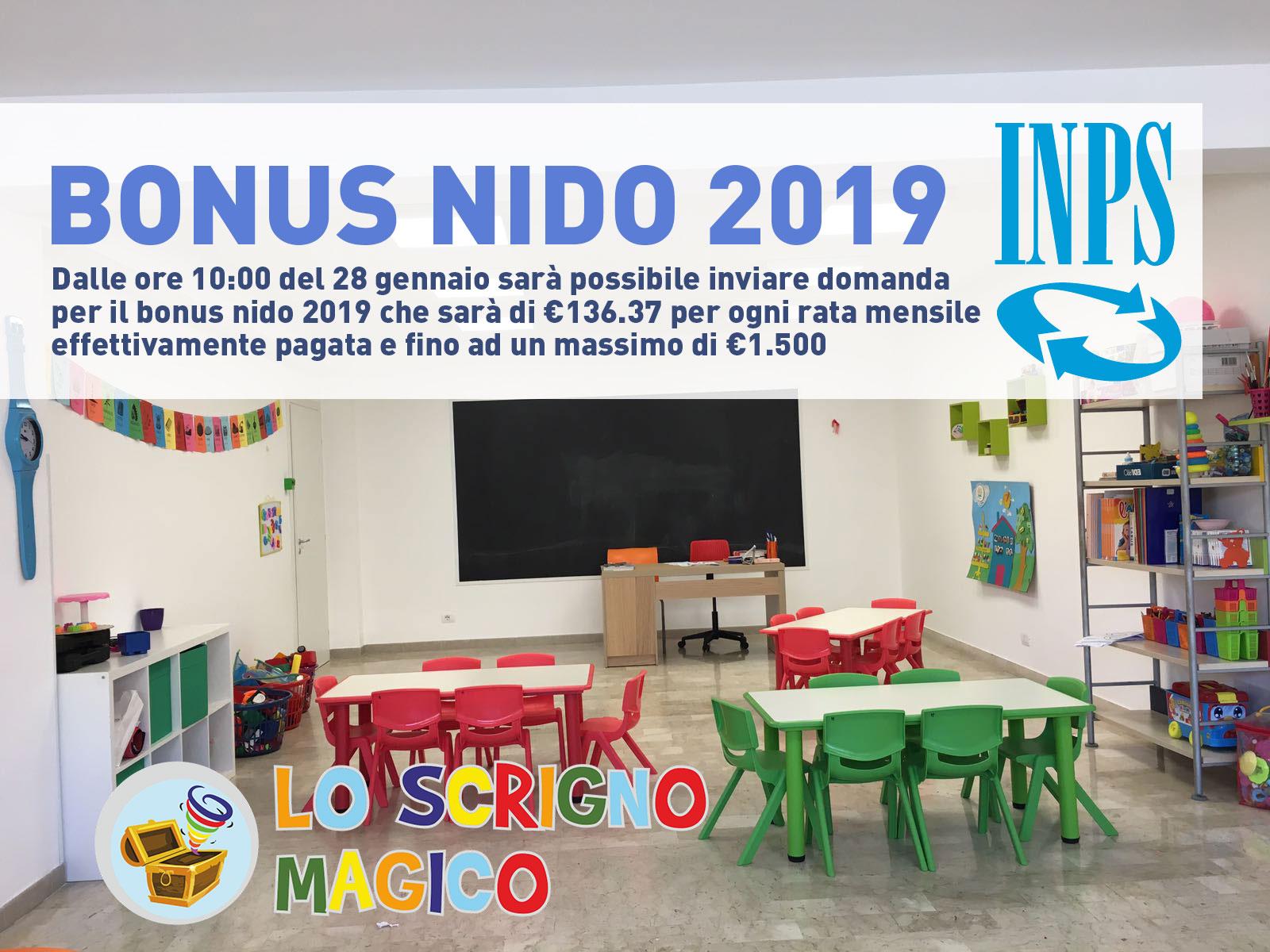 Bonus nido 2019 come funziona e come richiederlo lo for Bonus asilo nido 2019 requisiti